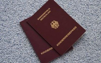 Reisepass verlängern