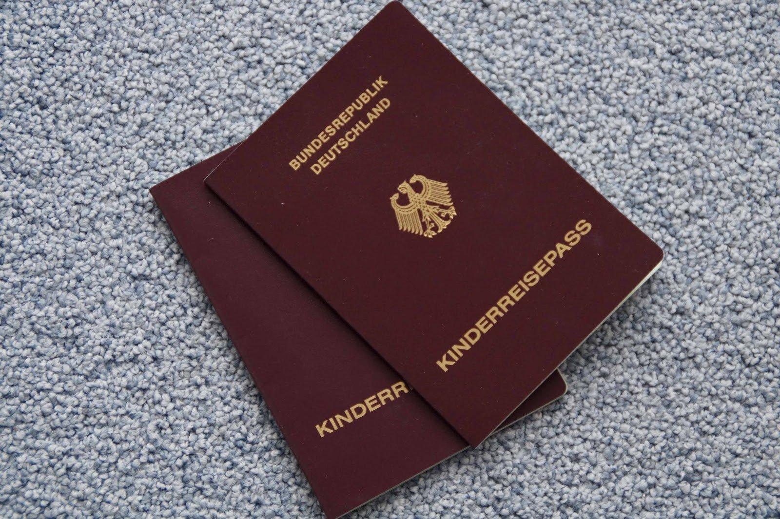 Leitfaden zur Erneuerung des Reisepasses
