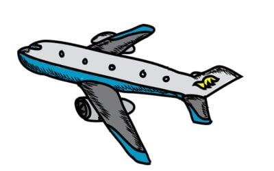 Was darf man mit in ein Flugzeug nehmen?