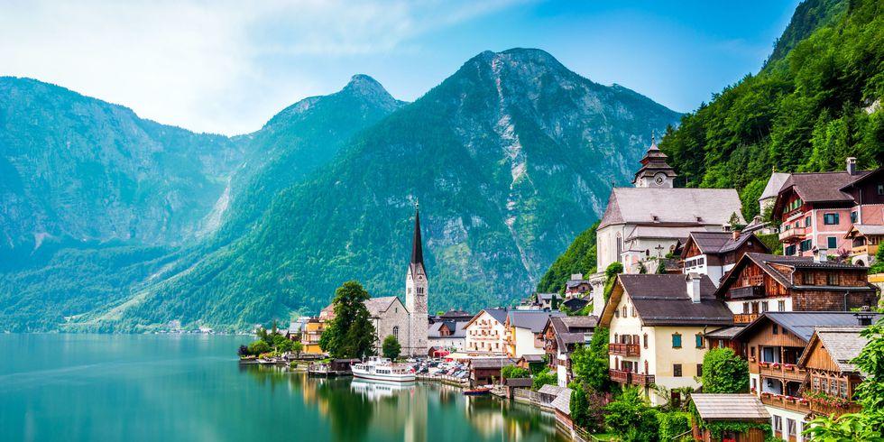 schönsten Orte
